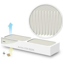 Aktyvys jonų hepa filtras